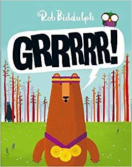 Grrrrr! - фото книги