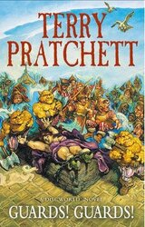 Guards! Guards! : (Discworld Novel 8) - фото обкладинки книги