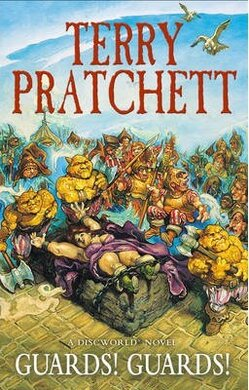 Guards! Guards! : (Discworld Novel 8) - фото книги