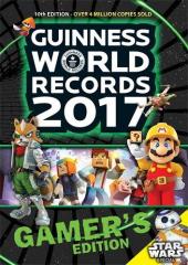 Guinness World Records 2017 Gamer's Edition - фото обкладинки книги
