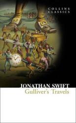 Gulliver's Travels - фото обкладинки книги