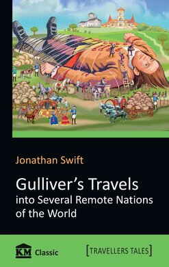 Gulliver's Travels - фото книги