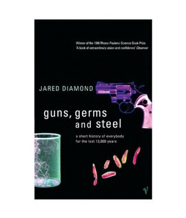Guns, Germs And Steel: 20th Anniversary Edition - фото книги