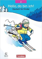 Hallo, da bin ich! 2 Schulerbuch - фото обкладинки книги