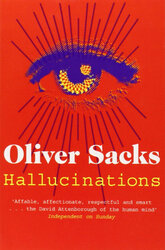 Hallucinations - фото обкладинки книги