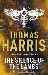 Hannibal Lecter: The Silence Of The Lambs - фото обкладинки книги