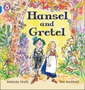 Hansel and Gretel - фото обкладинки книги