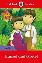 Hansel and Gretel Activity Book - Ladybird Readers Level 3 - фото обкладинки книги