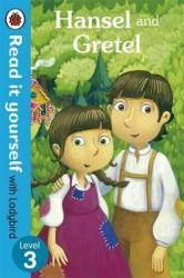Hansel and Gretel - Read it yourself with Ladybird : Level 3 - фото обкладинки книги