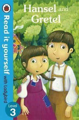 Hansel and Gretel - Read it yourself with Ladybird : Level 3 - фото книги