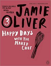 Книга Happy Days with the Naked Chef