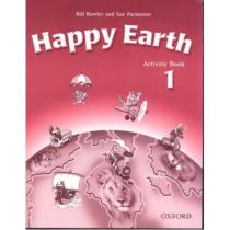 Робочий зошит Happy Earth 1 Activity Book