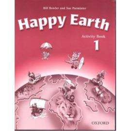 Happy Earth 1 Activity Book - фото книги