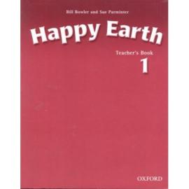 Happy Earth 1: Teacher's Book - фото книги
