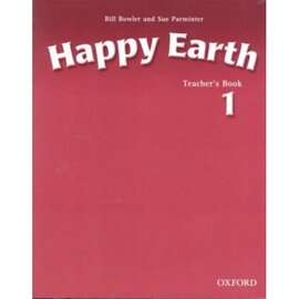Happy Earth 1: Teacher's Book - фото книги