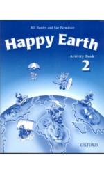 Happy Earth 2 Activity Book - фото обкладинки книги