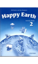 Робочий зошит Happy Earth 2 Activity Book