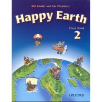 Happy Earth 2: Class Book (підручник)