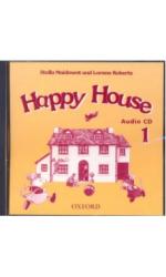 Happy House 1 Class Audio CD (аудіодиск) - фото обкладинки книги