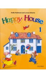 Happy House 1 Class Book (підручник) - фото обкладинки книги