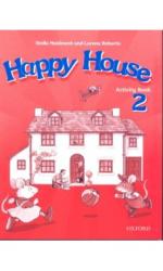 Happy House 2: Activity Book - фото обкладинки книги