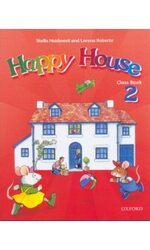 Happy House 2 Class Book (підручник) - фото обкладинки книги