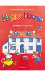 Happy House 2 Teachers Book (книга вчителя) - фото обкладинки книги
