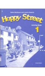 Happy Street 1: Activity Book - фото обкладинки книги