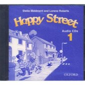 Happy Street 1: Class Audio CDs (аудіодиск) - фото обкладинки книги