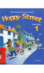 Happy Street 1: Class Book (підручник) - фото обкладинки книги