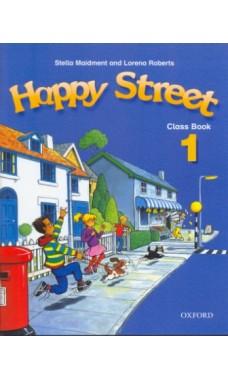 Happy Street 1: Class Book (підручник) - фото книги