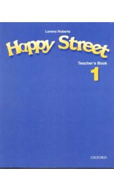 Happy Street 1: Teacher's Book (книга вчителя) - фото книги