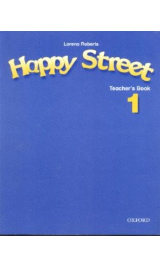 Happy Street 1: Teacher's Book (книга вчителя) - фото книги