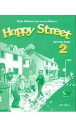 Happy Street 2: Activity Book - фото обкладинки книги