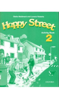 Happy Street 2: Activity Book - фото книги