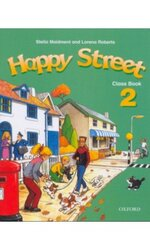 Happy Street 2: Class Book (підручник) - фото обкладинки книги