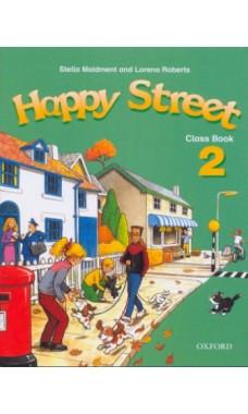 Happy Street 2: Class Book (підручник) - фото книги