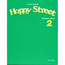Happy Street 2: Teacher's Book (книга вчителя) - фото книги