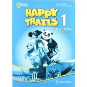 Happy Trails 1. Activity Book - фото обкладинки книги
