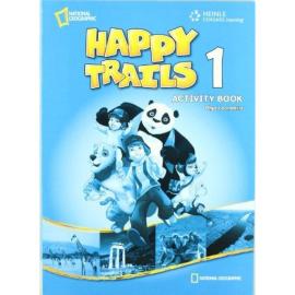 Happy Trails 1. Activity Book - фото книги