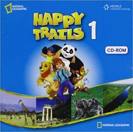 Happy Trails 1. CD-ROM - фото книги