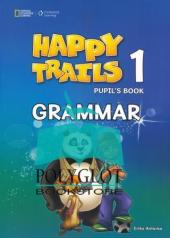 Happy Trails 1: Grammar Book - фото обкладинки книги