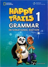 Happy Trails 1. Grammar Student Book. International Edition - фото обкладинки книги
