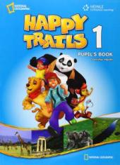 Happy Trails 1 Grammar Teacher's Book - фото обкладинки книги