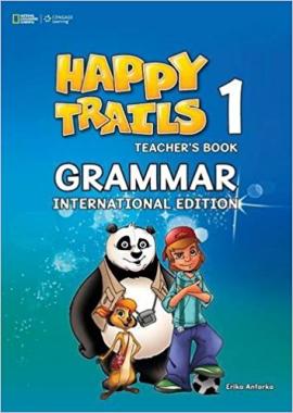 Happy Trails 1. Grammar Teacher's Book. International Edition - фото книги