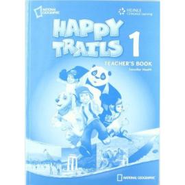 Happy Trails 1. Teacher's Book - фото книги