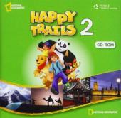 Happy Trails 2. CD-ROM (інтерактивний комп'ютерний диск) - фото обкладинки книги