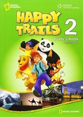 Happy Trails 2. Grammar Book - фото обкладинки книги