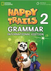 Happy Trails 2. Grammar Student Book. International Edition - фото обкладинки книги