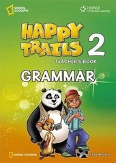 Happy Trails 2. Grammar Teacher's Book - фото обкладинки книги